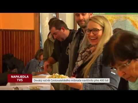 TVS: Napajedla - Cestovatelský mišmaš