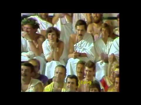 Kabaret Loża 44 - Przed igrzyskami / Na Olimpie