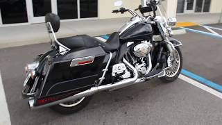 9. 2013 Harley-Davidson Touring Road King Engine Start and Review