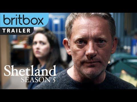 Shetland: Season 5   Exclusive to BritBox