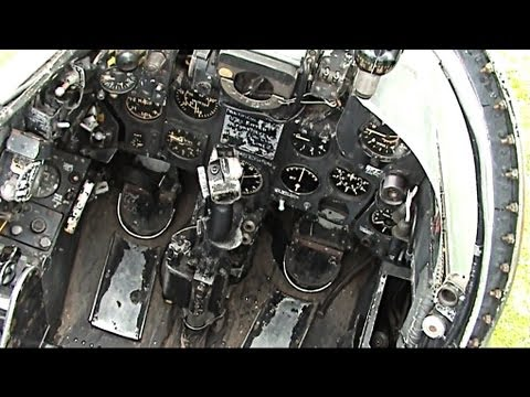 Hawker Hunter Cockpit:  http://www.aviafilms.com/videos-of-aircraft.php  In...