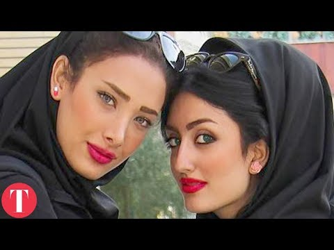 Inside The Lives Of The Rich Kids Of Iran