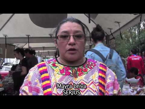 Día orgánico en Quetzaltenango / Septiembre 2015