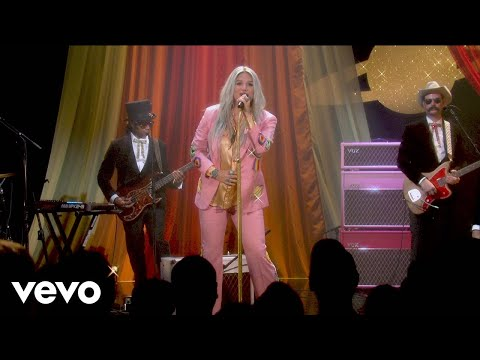 Kesha - Woman (Live Performance @ YouTube)