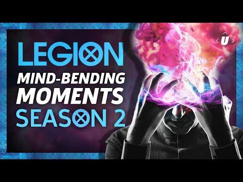 Legion: Season 2's Most Mind-Bending Moments