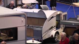 Caravana van start in WTC Expo