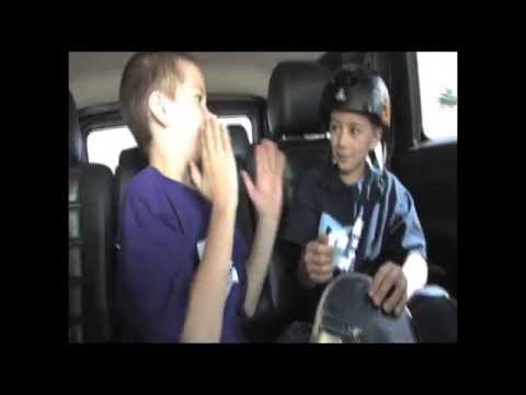 Jett and Jagger Eaton: Skateboarding in 2009