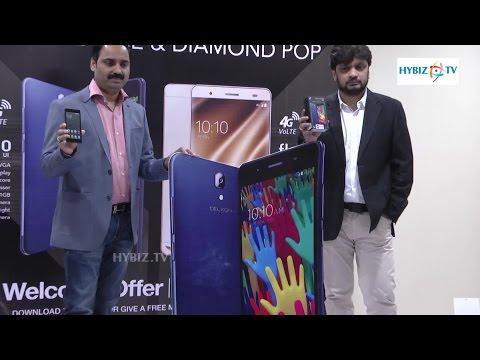 , Celkon Launches Diamond ACE & Diamond POP Mobiles