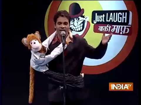 Just Laugh Baki Maaf: Raju Srivastava Hilarious Comedy - 1