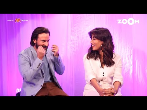 Baazaar | Saif Ali Khan & Chitrangada Singh | Interview & Movie Review | Zoom Weekend Show