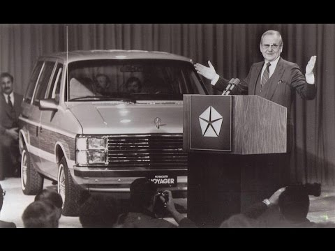 Lee Iacocca: The Man Who Saved An Industry