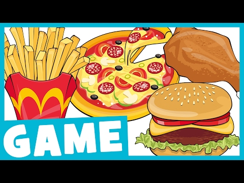 Learn Food For Kids | What Is It? Game For Kids | Maple Leaf Learning