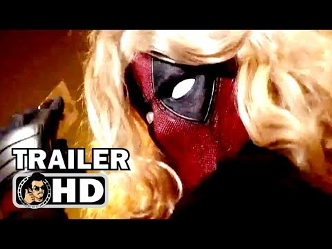 "DEADPOOL 2 ""Stripper Deadpool"" TV Spot Trailer (2018) Marvel Superhero Movie HD"