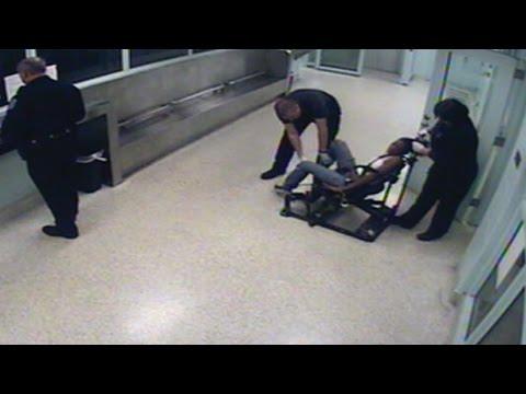 Cut on Camera: Cop cuts off woman's weave