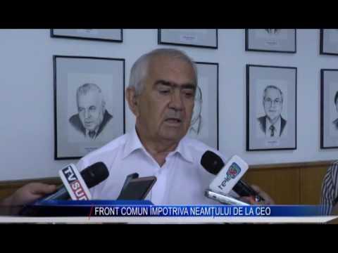 FRONT COMUN ÎMPOTRIVA NEAMȚULUI DE LA CEO