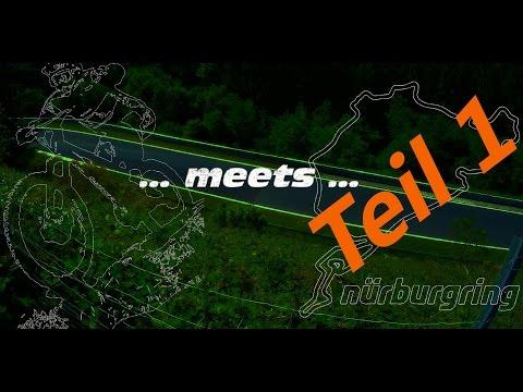 MTB Tour / Eifel / Nürburg Nordschleife Teil 1