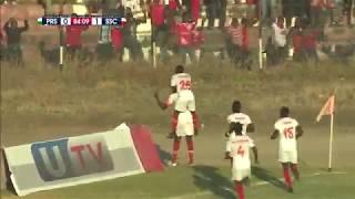Azam TV- Goli la John Bocco. Prisons vs Simba (0-1) 18-11-2017