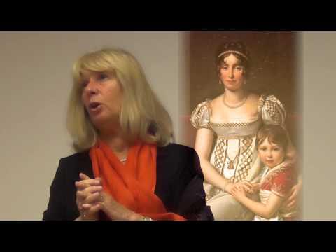 Thera Coppens over Hortense de Beauharnais