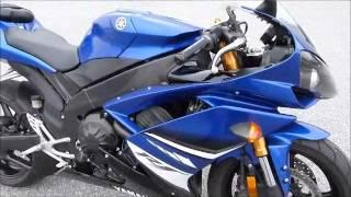10. 2008 Yamaha YZF-R1 stock #9-2141