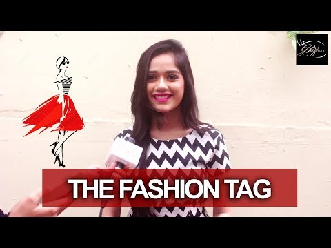 The Fashion Tag With Jannat Zubair Rahmani | Tu Aashiqui