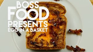 Boss Food shows you how to make the Best Egg in a Basket! Want to see more from Freeman Joseph Media? Click here to view our library: http://bit.ly/1o80Xqb =...