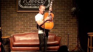 Miley Cyrus - We Can't Stop Parody (She Can't Stop) by Sam Clark Live at Flappers Comedy Club