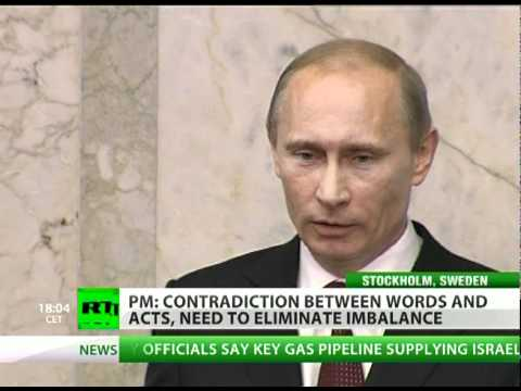 Putin: Measure your success by non-fired missiles!