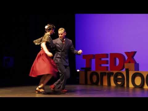 De héroes y de swing | Alba y Gaston | TEDxTorrelodones