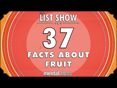 37 Facts about Fruit