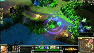 (HD137) Mys vs Nuts - League Of Legends Replay [FR]