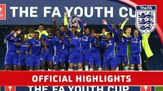 Video Chelsea 5-1 Man City - 2016/17 FA Youth Cup Final Second Leg | Official Highlights MP3, 3GP, MP4, WEBM, AVI, FLV Januari 2019