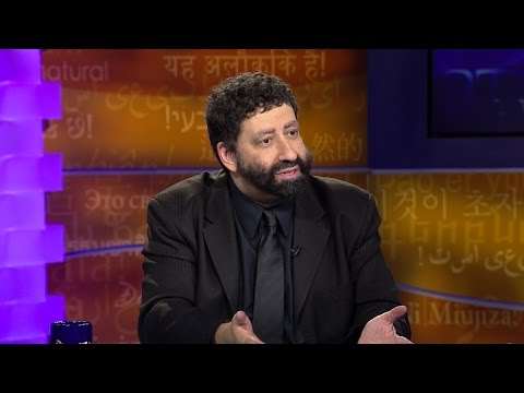 Jonathan Cahn Live Prophetic Event on Sid Roth's It's Supernatural!