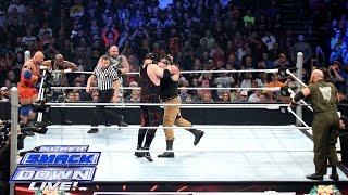Video Demon Kane, Ryback & The Dudley Boyz vs. The Wyatt Family: SuperSmackDown, December 22, 2015 MP3, 3GP, MP4, WEBM, AVI, FLV Juli 2019