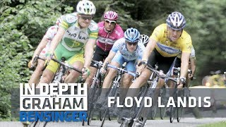 Floyd Landis shares stories of Lance Armstrong smuggling illegal drugs thru an airport, babysitting Lance's refrigerated blood and the extreme measures the entire U.S. Postal Service Pro Cycling Team took to cheat the system during the Tour de France.Want to see more? SUBSCRIBE to watch the latest interviews: http://bit.ly/1R1Fd6w Episode debuted nationwide in 2011.Watch full episodes each week on TV stations across the country. Find the airing time and channel for your city:http://www.grahambensinger.com/index.php/when-where-watchConnect with Graham:FACEBOOK: https://www.facebook.com/GrahamBensingerTWITTER: https://twitter.com/GrahamBensingerINSTAGRAM: https://www.instagram.com/grahambensingerWEBSITE: http://www.grahambensinger.com/