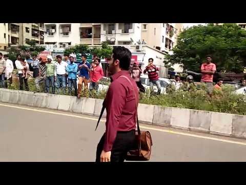 Arjun Kapoor | Half-girlfriend Movie Shooting | In Navi Mumbai | F