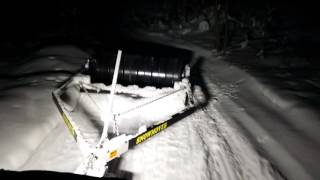 9. Can am outlander 650 xt 2013 trail grooming