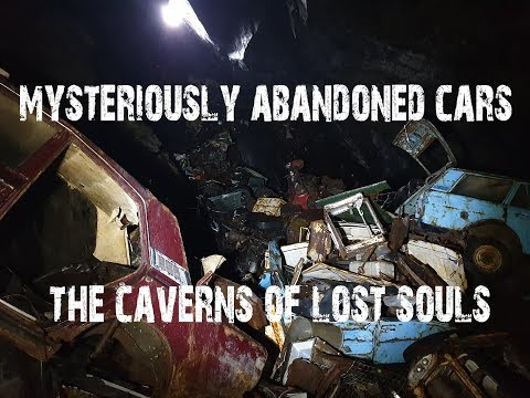 Abandoned Cars Found In Cave Mysterious Caverns Of Lost Souls