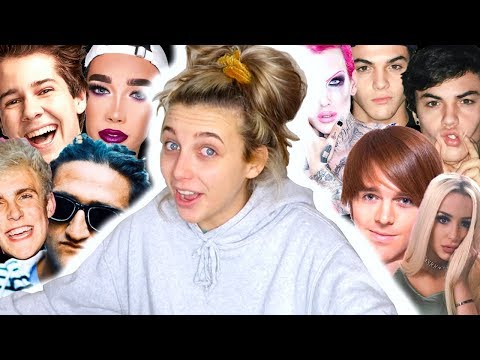 YOUTUBER CONSPIRACY THEORIES