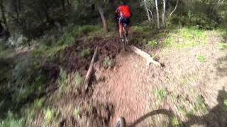 Crash Test Ride (02.02.2014) 100% BTT Team - Montijo
