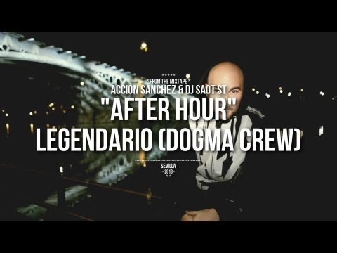 "Legendario – ""After Hours"" [Videoclip]"