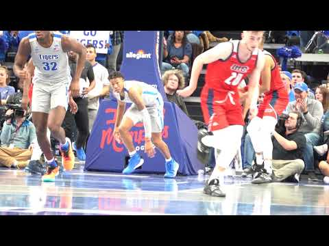 University of Memphis Vs UIC coverage plus highlights and press conference