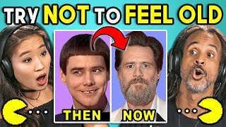 Video Adults React To Try Not To Feel Old Challenge MP3, 3GP, MP4, WEBM, AVI, FLV Agustus 2019