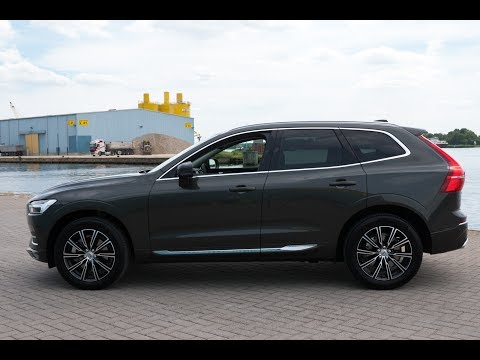 AutoZeelandtest van de Volvo XC60 T5 Inscription R-Design