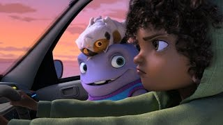 Nonton Home  2015    Dancing Clip   Rihanna   Jim Parsons Film Subtitle Indonesia Streaming Movie Download