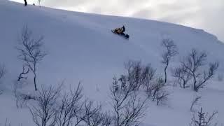 9. Ski-Doo Tundra 600 ace