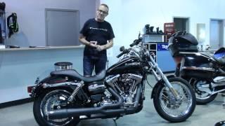 9. U081540 2013 Harley Davidson Dyna Super Glide