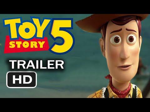 Toy Story 4 Trailer - 2018 (видео)