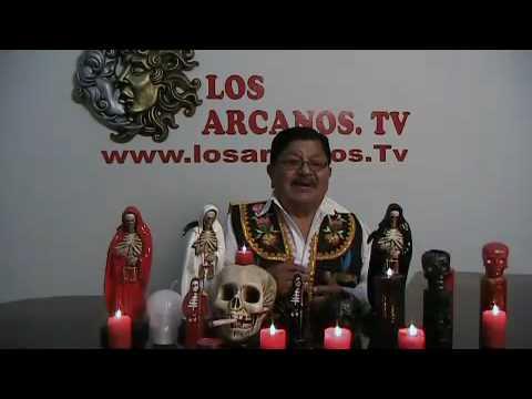 RITUAL DE PROTECCIÓN CON LA SANTA MUERTE - HECHIZOS