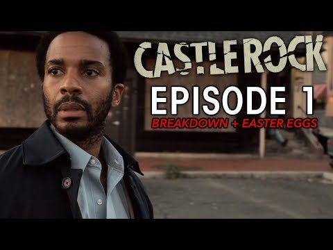 "CASTLE ROCK Episode 1 ""Severance"" (Breakdown + Easter Eggs)"
