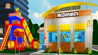 Video Working At McDonalds Fast Food Restaurant - Cookie Swirl C Roblox Game Video MP3, 3GP, MP4, WEBM, AVI, FLV Januari 2018